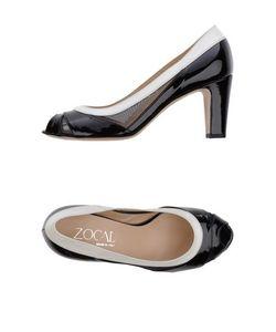 Zocal | Туфли С Открытым Носком