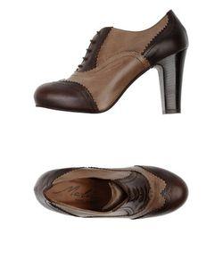 Malu' | Обувь На Шнурках