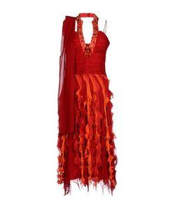 MUSANI GOLD | Платье Длиной 3/4