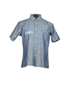 Evisu Deluxe | Джинсовая Рубашка