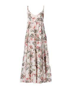 Rose' A Pois | Длинное Платье
