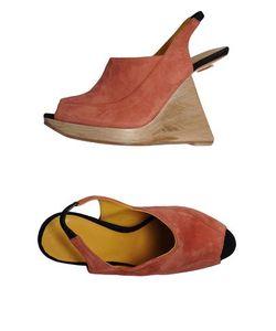 Joanne Stoker | Обувь На Танкетке