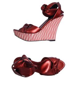 Zoraide | Обувь На Танкетке
