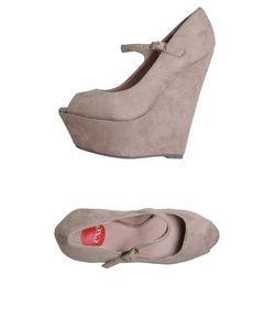Exe' | Обувь На Танкетке