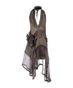 Cora Groppo | Платье До Колена