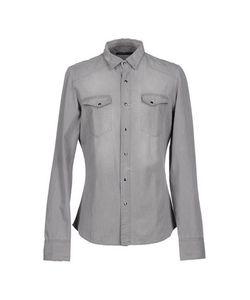 Arsenal Uomo   Джинсовая Рубашка