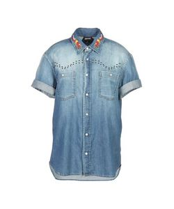 Just Cavalli | Джинсовая Рубашка