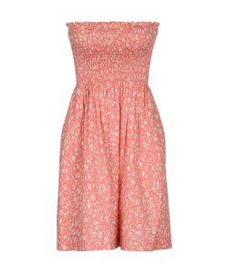 Blancs Manteaux | Короткое Платье