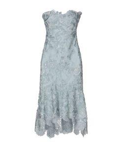 Marchesa | Платье До Колена