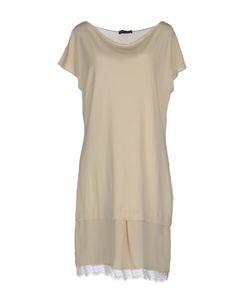 Puro Cashmere   Короткое Платье
