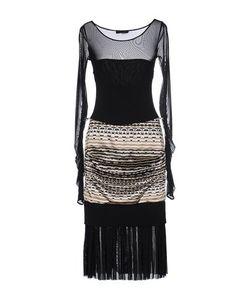 GIL SANTUCCI   Платье До Колена