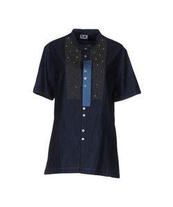 TEMPORARY K | Джинсовая Рубашка