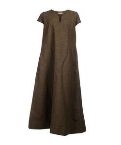 Jupe De Satin | Длинное Платье