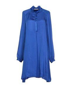 Peacock Blue | Короткое Платье