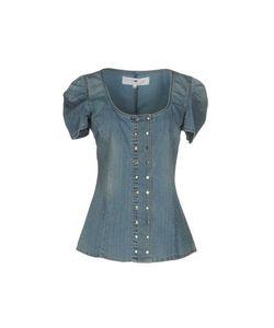 ELISABETTA FRANCHI | Джинсовая Рубашка