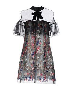 SELF-PORTRAIT | Короткое Платье