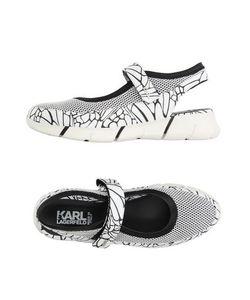 Karl Lagerfeld | Балетки
