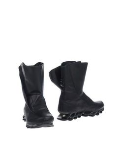 RICK OWENS X ADIDAS   Полусапоги И Высокие Ботинки