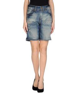 Pepe Jeans Heritage | Джинсовые Бермуды