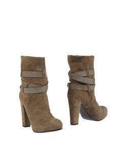 Latitude Femme | Полусапоги И Высокие Ботинки