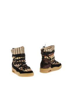 Serafini Luxury | Полусапоги И Высокие Ботинки