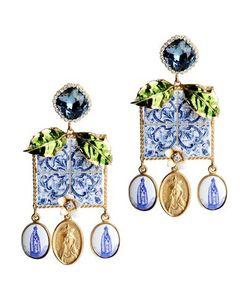 Dolce & Gabbana | Серьги