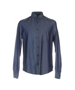 ARMANI JEANS | Джинсовая Рубашка