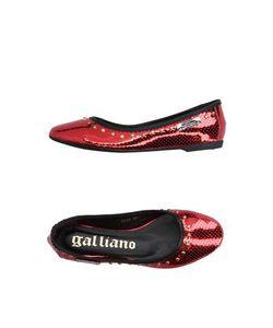 Galliano | Балетки