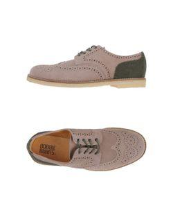 Bobbie Burns | Обувь На Шнурках