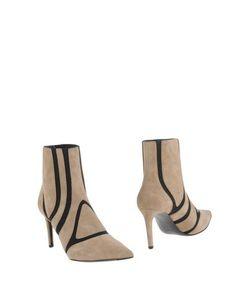 Balenciaga   Полусапоги И Высокие Ботинки