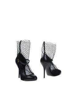 Dolce & Gabbana | Полусапоги И Высокие Ботинки
