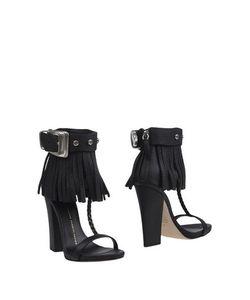 Giuseppe Zanotti Design | Полусапоги И Высокие Ботинки