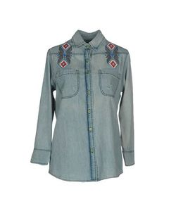Sandrine Rose | Джинсовая Рубашка
