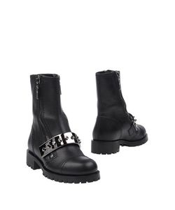 Alexander McQueen | Полусапоги И Высокие Ботинки