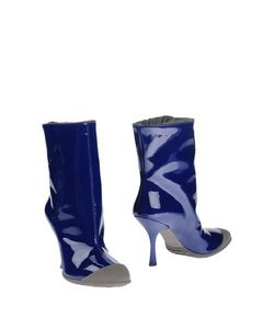 Miu Miu | Полусапоги И Высокие Ботинки