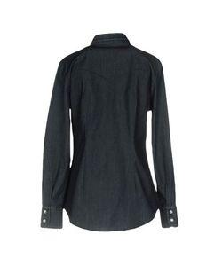 Fred Perry   Джинсовая Рубашка