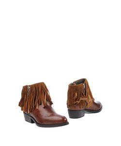 Spaziomoda | Полусапоги И Высокие Ботинки