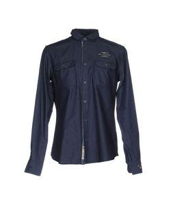 Aeronautica Militare | Джинсовая Рубашка