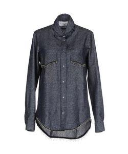 PRAMADA | Джинсовая Рубашка