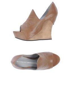 Camilla Skovgaard | Обувь На Танкетке