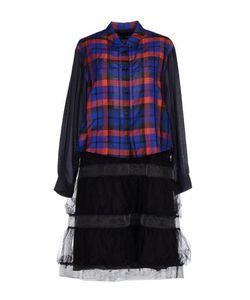 MULLER OF YOSHIO KUBO | Платье До Колена