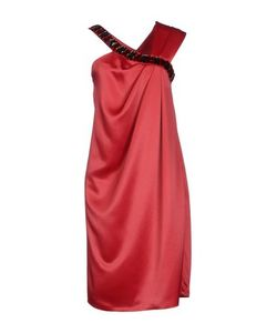 Amaya Arzuaga   Платье До Колена