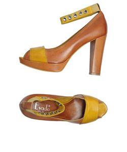 Evado | Туфли С Открытым Носком