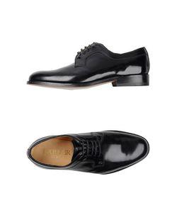 BARKER   Обувь На Шнурках