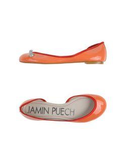Jamin Puech | Балетки