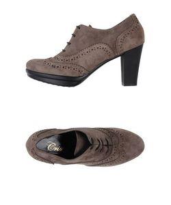 Cristal | Обувь На Шнурках