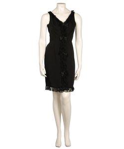 Bill Blass | Короткое Платье
