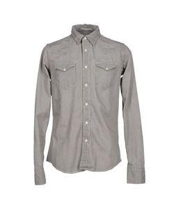 Shield   Джинсовая Рубашка