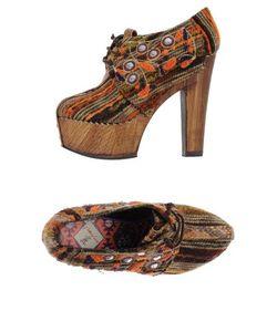 FABI MON AMOUR | Обувь На Шнурках