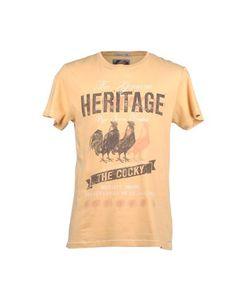 Pepe Jeans Heritage | Футболка С Короткими Рукавами